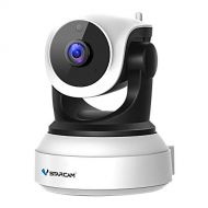 VSTARCAM 1080P WiFi Camera, VStarcam HD Wireless IP Camera with Night Vision, Motion Detection, Cloud Service, PTZ Two-Way Audio Home Security Camera for Indoor (Support Max 128G TF Card)