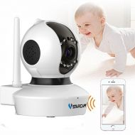 /VSTARCAM Vstarcam C23S HD 1080P Indoor Wireless WiFi IP Camera Night Vision Two-Way Voice Network CCTV P2P Onvif Multi-Stream WPS Baby Monitor Mobile Phone Remote Monitoring (Maximum Suppor