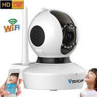 VSTARCAM C7823WIP HD 720P Wireless WIFI IP Camera Indoor Night Vision Two-way Voice Network CCTV P2P Onvif Multi-stream Baby Monitor Mobile Phone Remote Monitoring (Maximum support