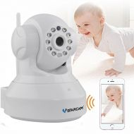 VSTARCAM Vstarcam C37S P2P HD 1080P Wireless WiFi IP Camera Night Vision Two-Way Voice Network Indoor CCTV Onvif Multi-Stream Baby Monitor Mobile Phone Remote Monitoring (Max Support 128G T