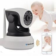 VSTARCAM C7824WIP P2P HD 720P Wireless WiFi IP Camera Night Vision Two-Way Voice Network Indoor CCTV Onvif Multi-Stream Baby Monitor Mobile Phone Remote Monitoring (Maximum Support