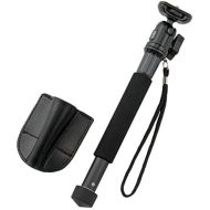 Velbon monopod Ultra Lock Belt Pod 3-stage small aluminum 372 260