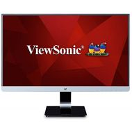 ViewSonic VX2478-SMHD 24 Inch 1440p Frameless IPS Widescreen LED Monitor with HDMI and DisplayPort