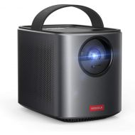 Anker Nebula Mars Lite Portable Cinema, Home Theater with 150 HD Picture, 300 ANSI Lumens, Two 10W Speakers, 3-Hour Playtime, 1-Second Autofocus, HDMI and USB Inputs, for Music and Movie