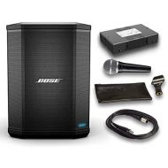 Bose S1 Pro Bluetooth Speaker System wBattery, Microphone, Cable, EZEE Bundle!