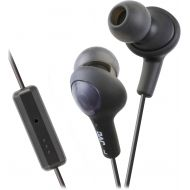 JVC HAFR6V Gumy Plus Headphones (Violet)