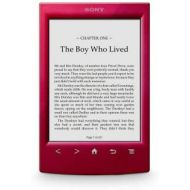 Sony PRS-T2 WiFi eReader | Red