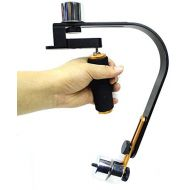Visit the koolehaoda Store Pro Dslr Camera Video Dv Camcorder Hand-held Holder Stabilizer Rig
