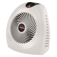Vornado VH2 1500 Watt Whole Room Vortex Electric Portable Space Heater, White