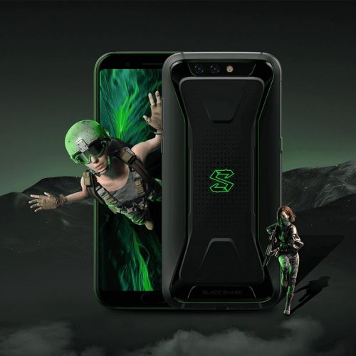 샤오미 [직배송][추가금없음]Xiaomi Black Shark Gaming Phone Blackshark 5.99'' 6GB 64GB Snapdragon 845 Smartphone X Type Antenna Professional MIC 4000mAh