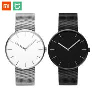 [직배송][추가금없음]Xiaomi TwentySeventeen Fashion Sport Quartz Watch Men Women Unisex Stainless Steel Strap Bracelet 3ATM Waterproof