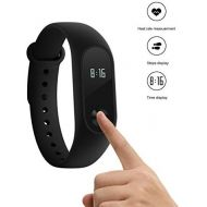 Xiaomi Mi Band 2 Armband Aktivitats Tracker Herzfrequenzmesser Internationale Version