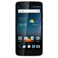 ZTE Blade V8 Pro (32GB) 5.5 FHD Display, Dual 13MP Cameras, Dual SIM 4G LTE GSM Factory Unlocked Phone (US Warranty) - Black Diamond