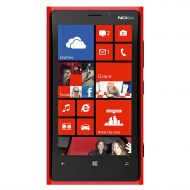 Nokia Lumia 920 32GB Unlocked GSM Windows 8 Smartphone w Carl Zeiss Optics Camera - Red
