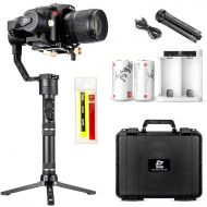 Zhi yun Zhiyun Crane Plus 3 axis Handheld Gimbal Stabilizer Crane V2 Upgrade Ver 2018 for Sony Panasonic Fujifilm Canon Nikon DSLR & Mirrorless Cameras with 5.5lb Payload Timelapse Motion