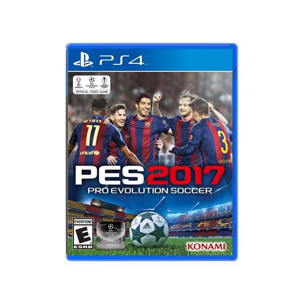추가금 없음  플레이 스테이션4 프로 에볼루션 축구 2017 PlayStation 4  Pro Evolution Soccer 2017
