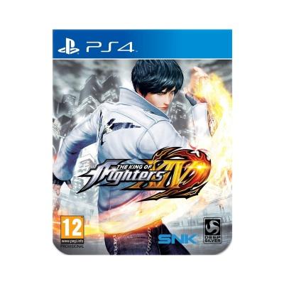 추가금 없음  플레이 스테이션4 더 킹 오브 파이터즈 14 PlayStation 4 The King of Fighters XIV