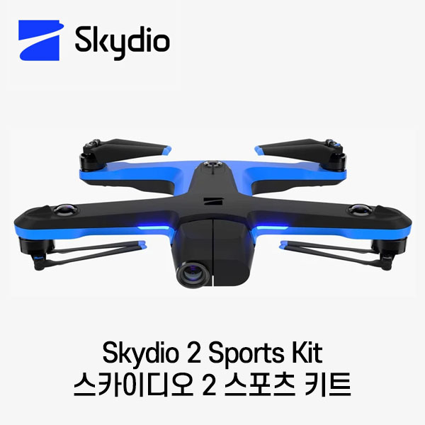 스카이디오 2 드론 스포츠 키트 Skydio 2 Sports Kit